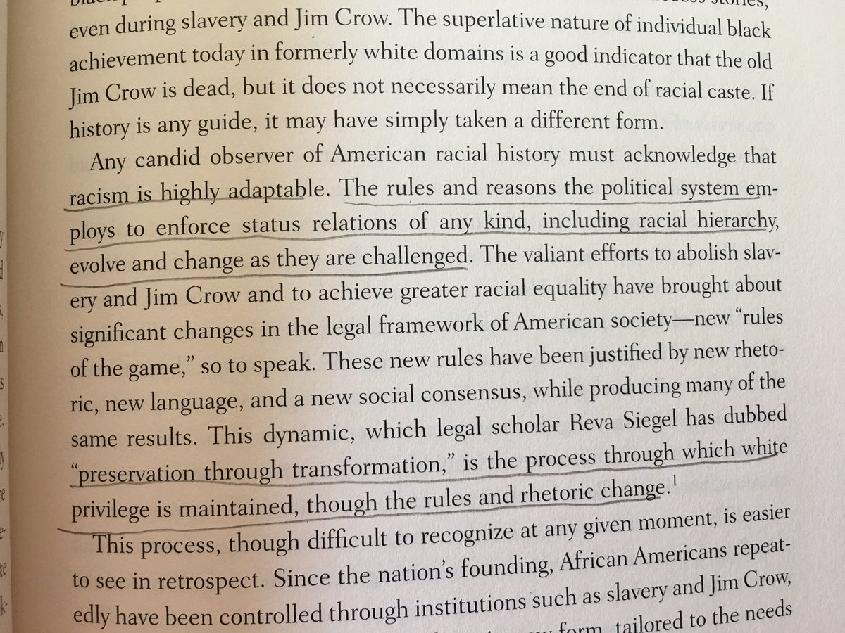 Takami Tah Kah Mee u8cb4u7f8e On Twitter Important Quote To Remember For Antiracistsolidarity Formation Racism Is Highly Adaptable From The New Jim Crow By Michelle Alexander Thenewjimcrow Https T Co Po7plxatj2