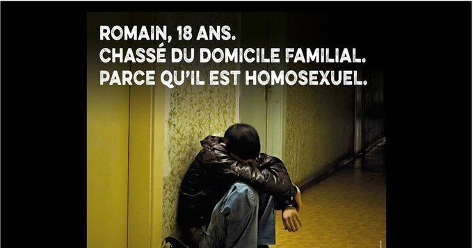 #homophobie Photo