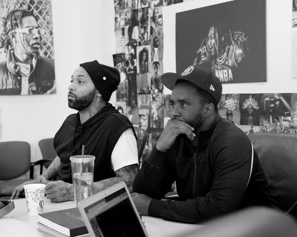 Joe Budden is going to have a new TV show on REVOLT. https://t.co/0aEGpmxu0X https://t.co/wR4EQ5lXD8