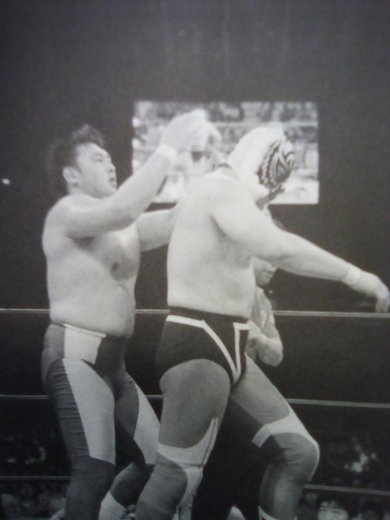Risultati immagini per Kawada mask Misawa