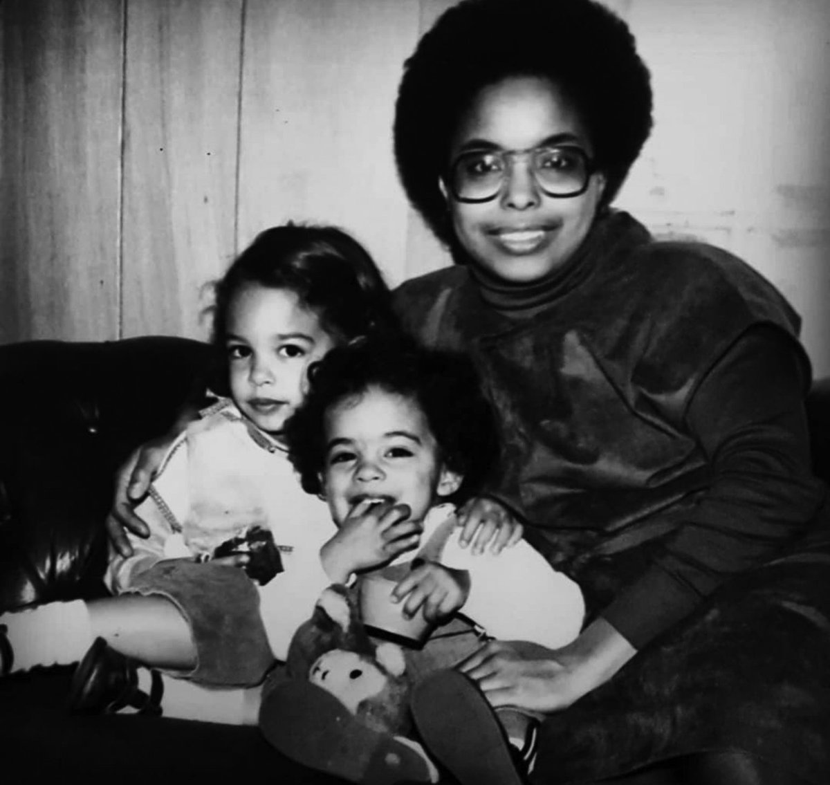 In high school, Naima found her mamas picture on the bottom corner of her history book, when they got to the truncated review of the civil rights era. These maternal giants of ours raised us right, so we celebrate them every day! #mama #mothersday #mamaeverything #hero
