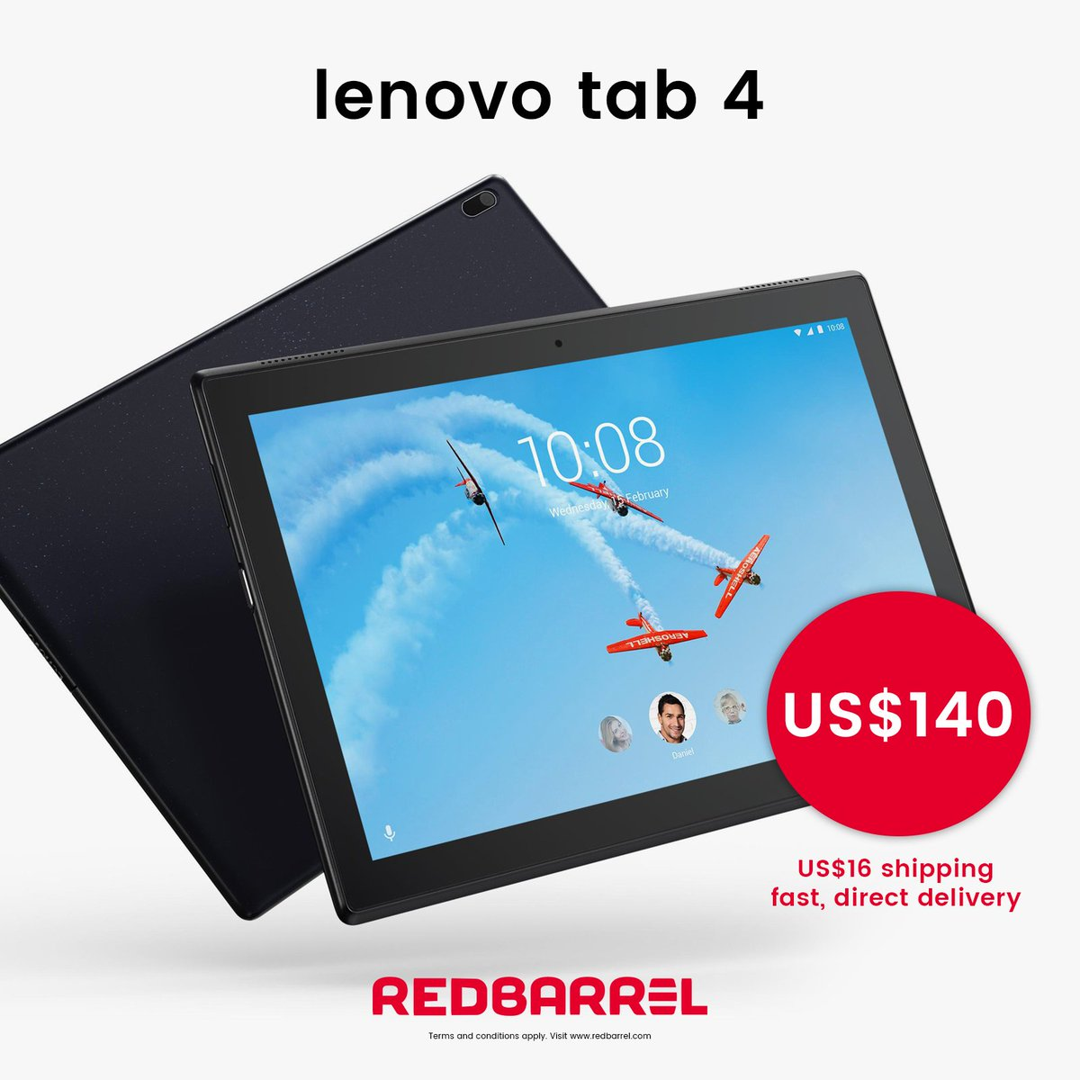 Stocks Are Limited So Get Yours Now And Receive Fast Home/office Delivery  And Pay Only US$16 In Shipping Fees! Shop Now   Https://bit.ly/2IEEOhq  @lenovo ...