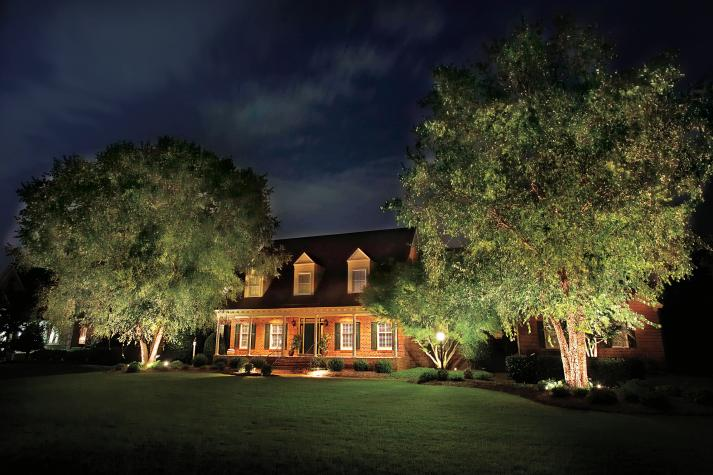 All About Landscape Lighting This Old House