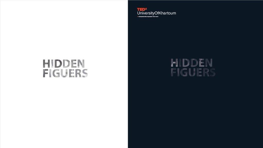 5d2c2be31 @TedxUofk Visual Identity. Thread. Theme : Hidden Figures. #TED #TEDx  #TEDxUofK2018 #Desmeet #Brand #Branding #Khartoum #Sudan #Graphics  #GraphicDesign ...