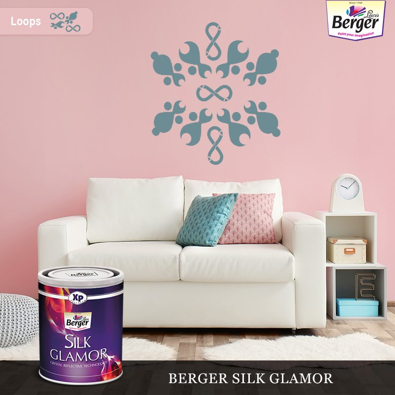 Berger Paints On Twitter A Symbol Of Eternity Infinity Inspired