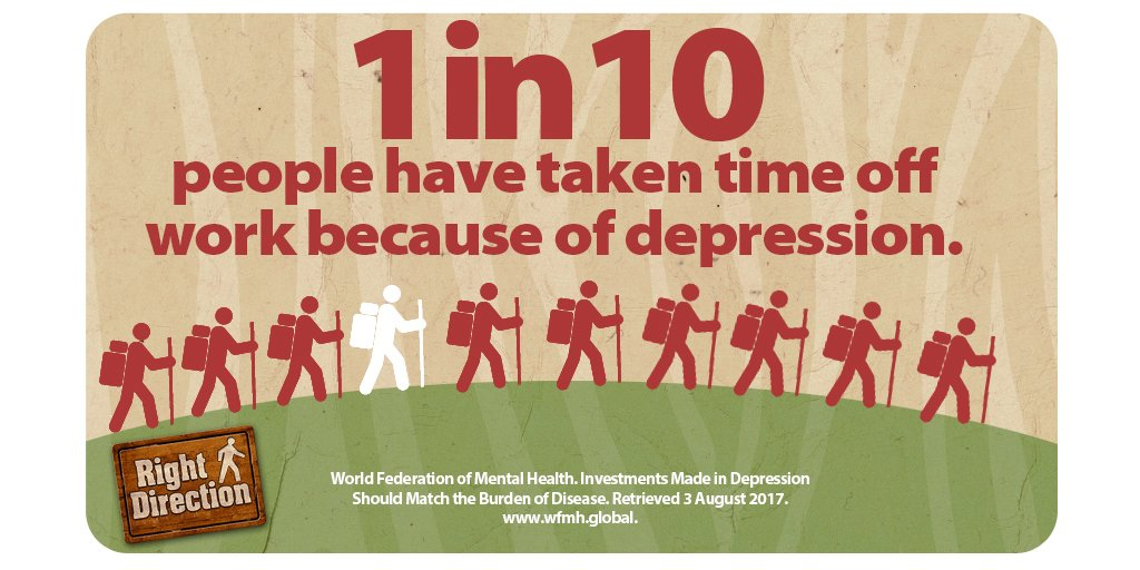 Daily Tips Throughout May That Employees And Employers Can Do To Help Manage Depression In The Workplace Visit Bitly 2w7elEf For