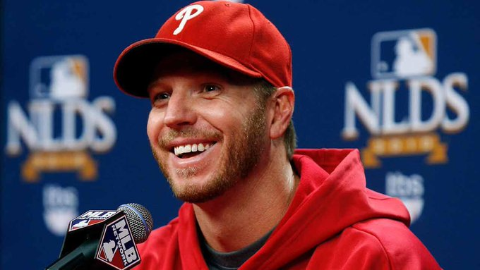 Happy birthday to the late great Roy Halladay