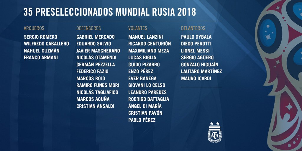 World Cup 2018 General Discussion DdLIxogW4AEdC15