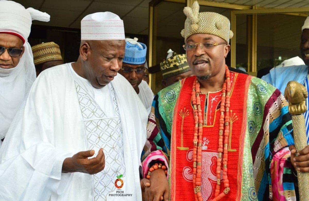 """Oba Adewale Akanbi on Twitter: """"Visit to Kano State ..."""