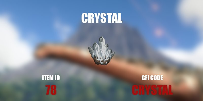 Ark ids arkids twitter view more information including give commands and blueprints at httpsarkidsitemcrystal view our ark id list at httpsarkidsitems ark malvernweather Choice Image