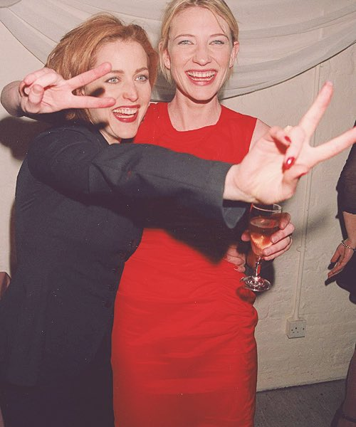 Happy 49th bday to the main goddess of Gayland (read as Waterloo ) Cate Blanchett