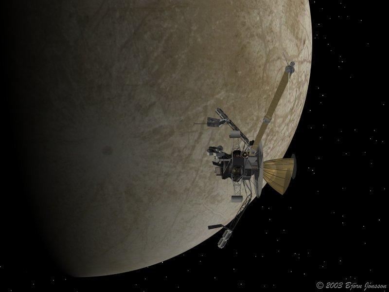 nasa galileo spacecraft - 800×600
