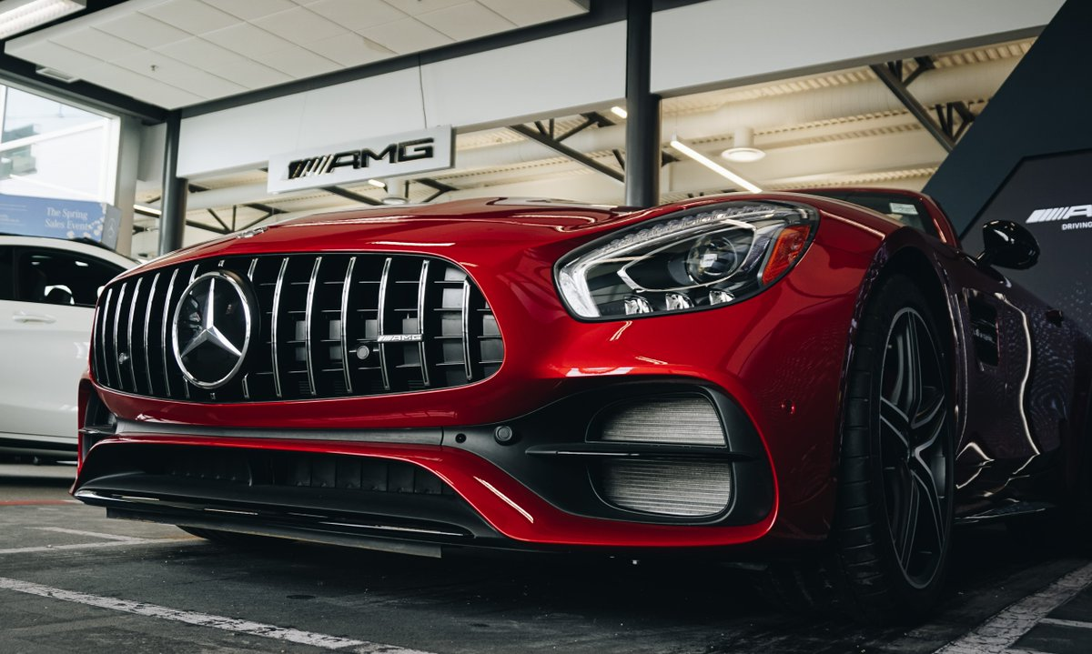 Lone Star Mercedes Benz On Twitter Designo Hyacinth Red Looks Amazing On The Mercedes Amg Gt C Roadster Thats Our Dream Car Right There Lonestarbenz Yyc Mercedes Calgary Amg Mercedesbenz