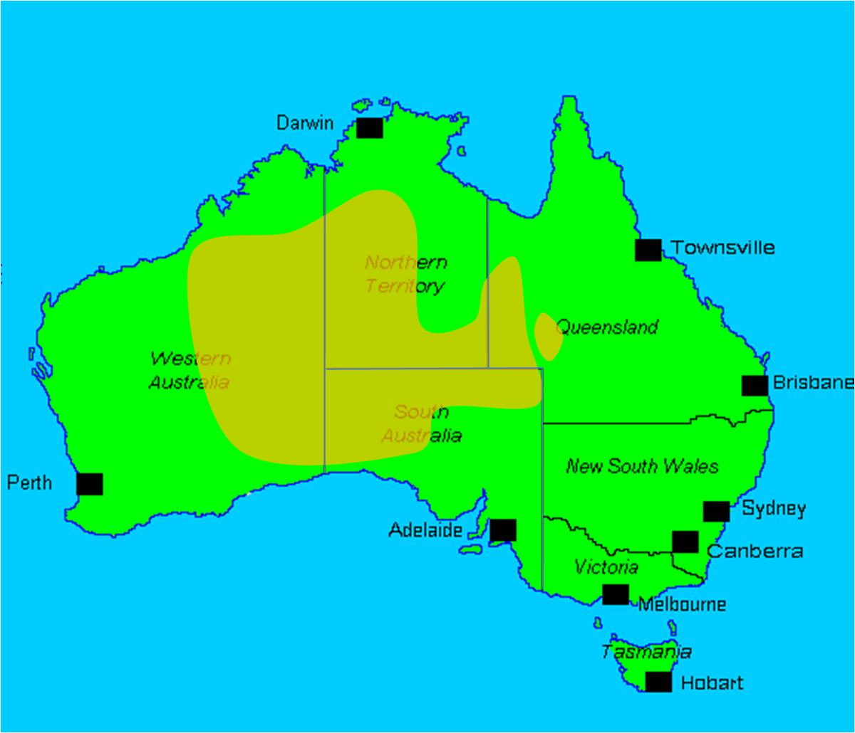Dateitalter in Australien
