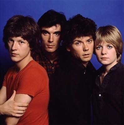 The Real Mick Rock Wishing a very happy birthday to David Byrne!   Talking Heads -...