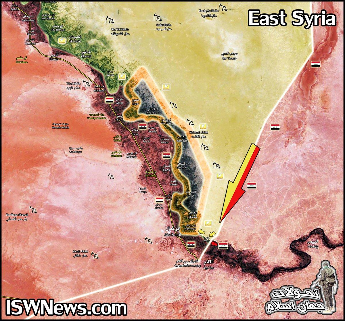 Syrian War: News #18 DdLep0IVMAAAcok