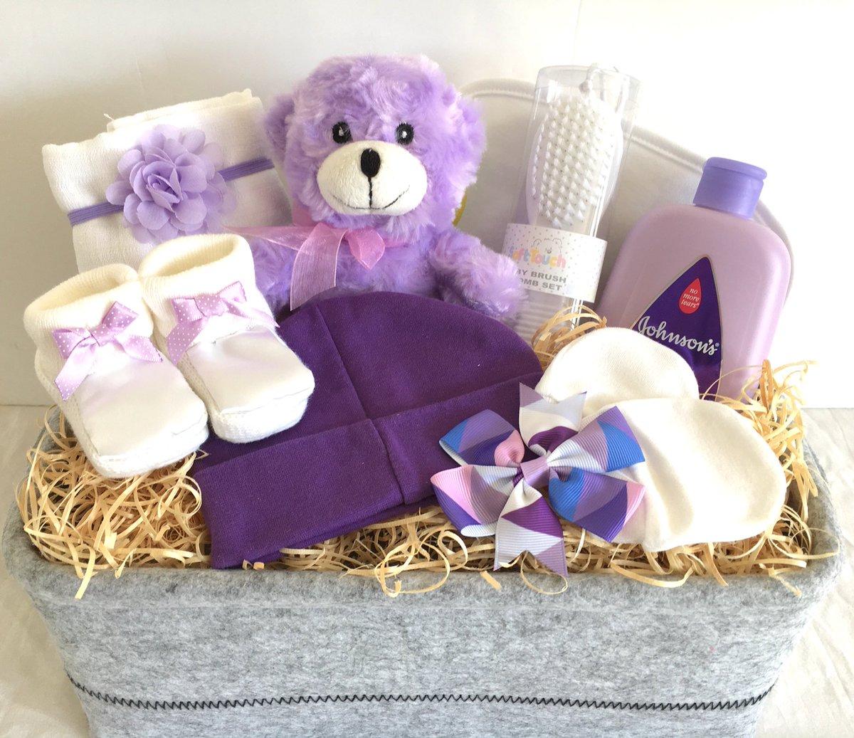 c188a4c20ecd Beautiful Baby Gift Baskets on Twitter:
