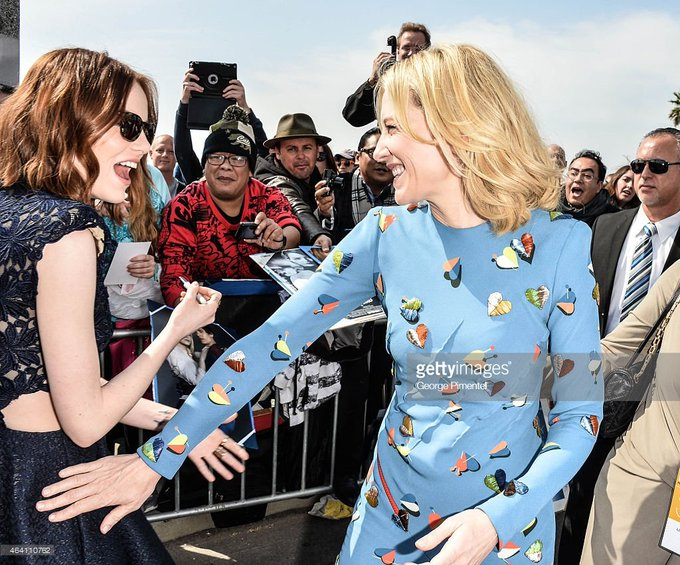 Happy Birthday to the talented and beautiful President of the Jury of theCannes Film Festival, Cate Blanchett !