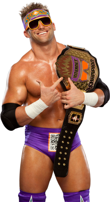 Happy Birthday Zack Ryder!