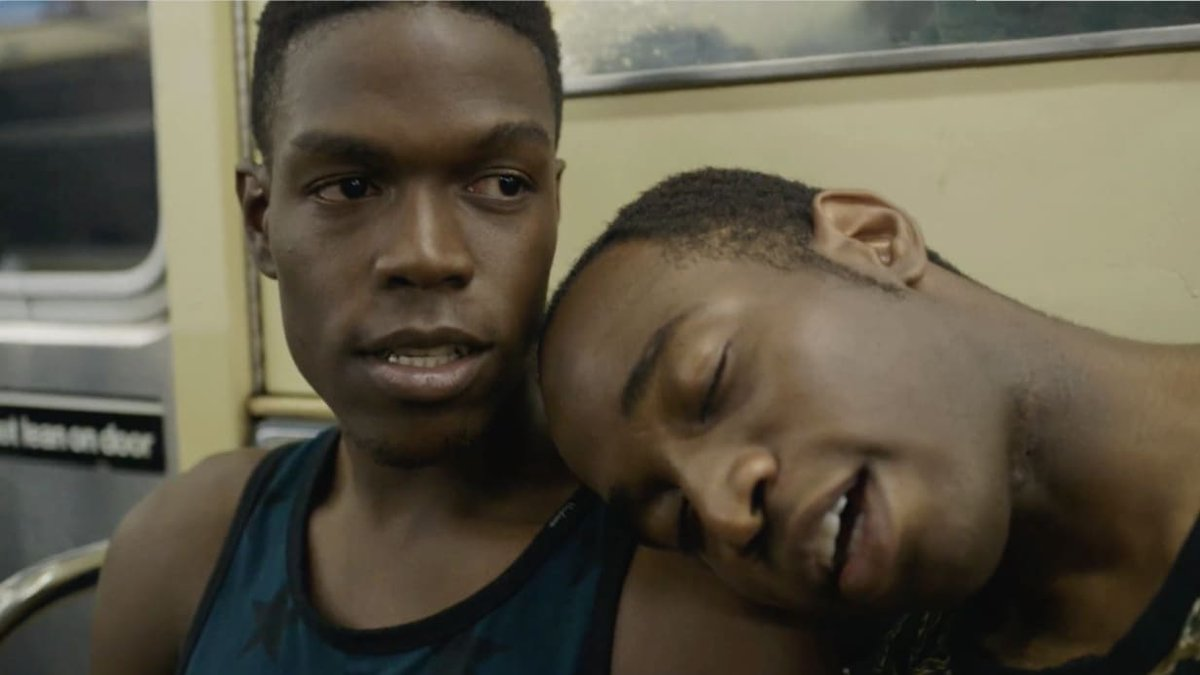 Black gay teens