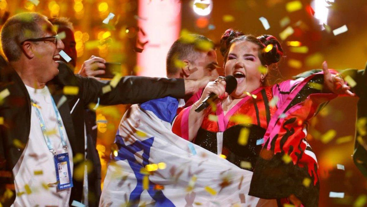 Todos los países que votaron a Israel en Eurovisión lo hicieron por miedo a ser bombardeados buff.ly/2InhCki