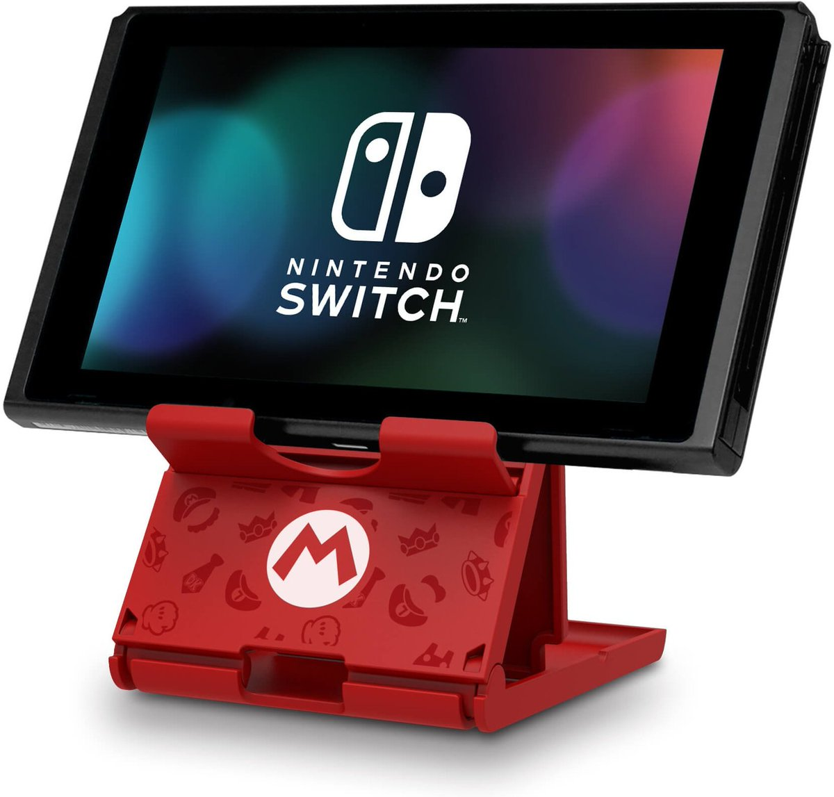Image result for HORI Compact PlayStand - Mario Edition