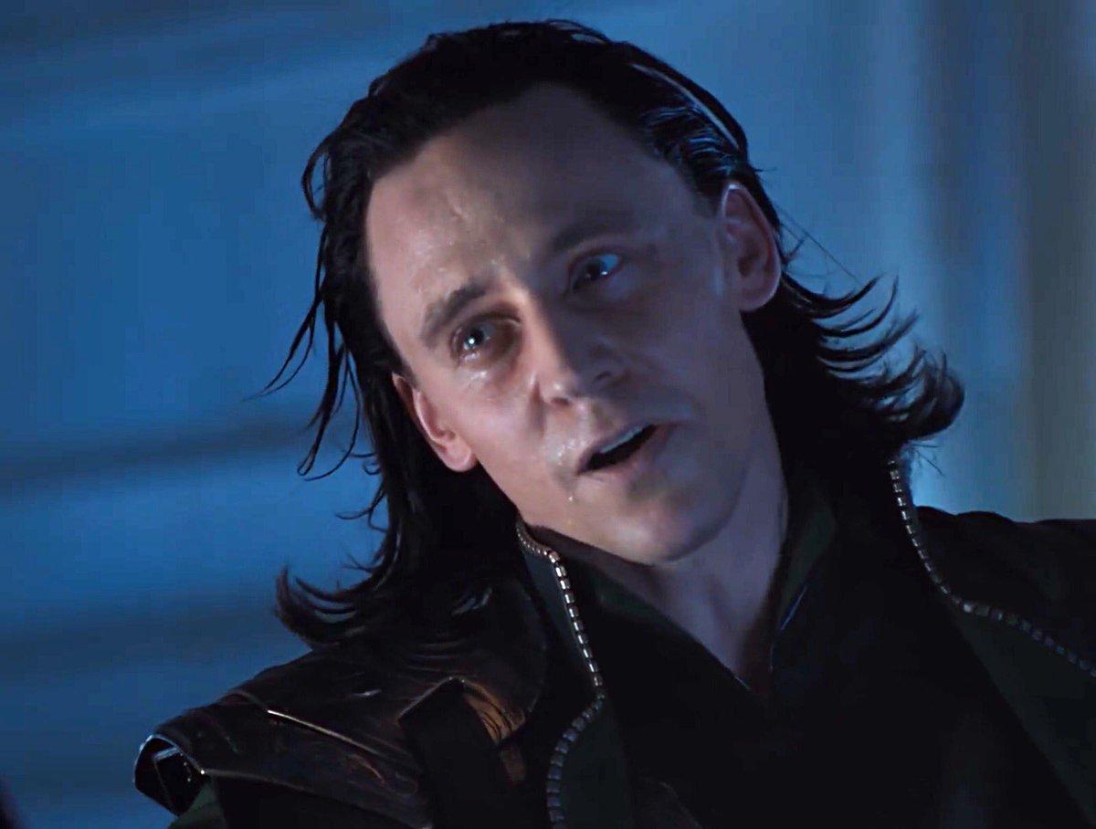 """melek☀ on twitter: """"loki's hair through the avengers is art… """""""