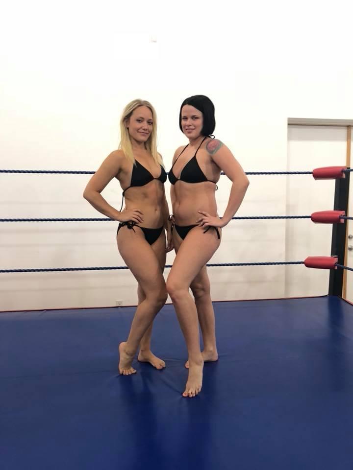Wrestling rooms female Strong Girls