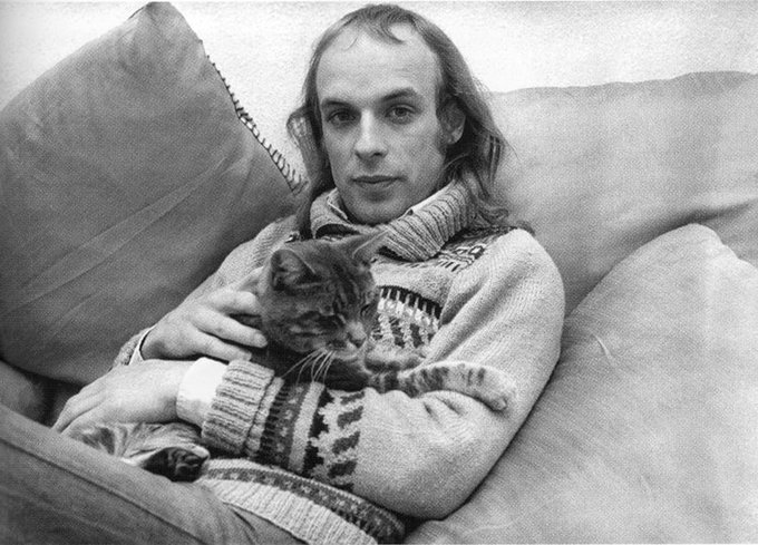 Happy 70th birthday, Brian Eno!