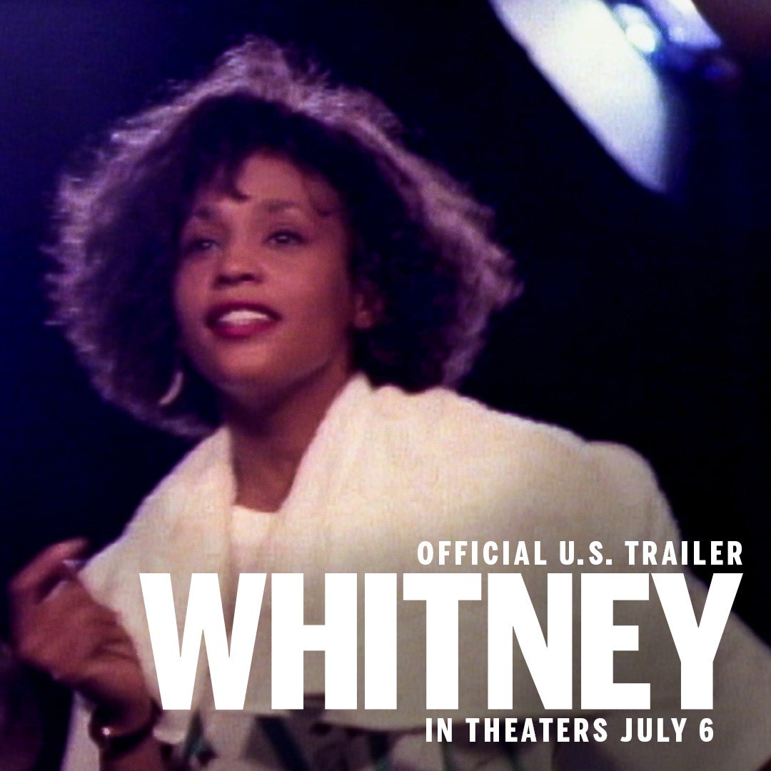 I'm so here for this. And if you haven't seen Whitney: Can I Be Me, I highly recommend it