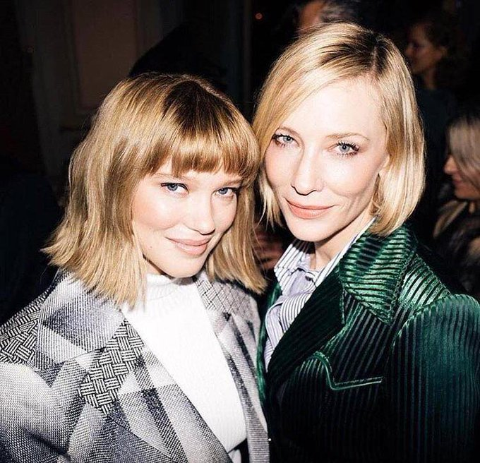 Happy 49th birthday to our beautiful and talented Jury president, Cate Blanchett!