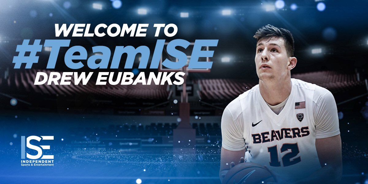 Thrilled to welcome @DrewEubanks12 to #TeamISE.