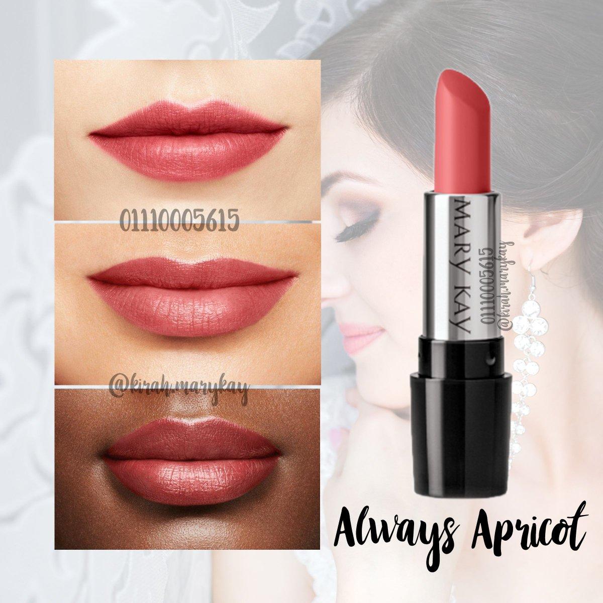 Antara hot item ni.. mmg cantik sgt.. Warna yang simple2 je..  #alwaysapricot #gelsemimatte # lipstick https://buff.ly/2IKyapM (klik disini)pic.twitter.com/5KsTkjKRs6