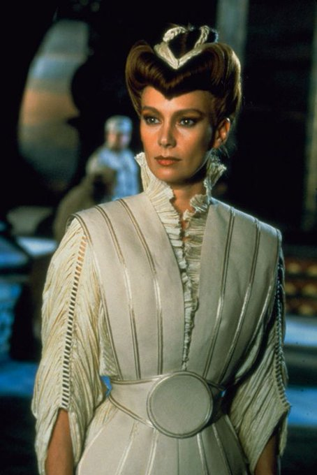 Happy Birthday Francesca Annis  as the Lady Jessica in David Lynch\s Dune