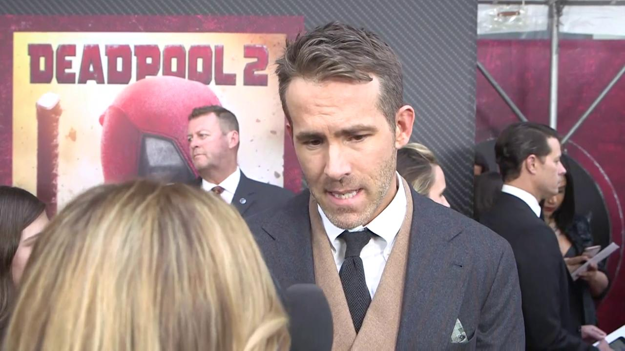 .@VancityReynolds on 'Deadpool 3': 'Down the road, I'm sure we'll figure it out' https://t.co/IQxP6lFUXs #Deadpool2 https://t.co/uYdVrTmf8H
