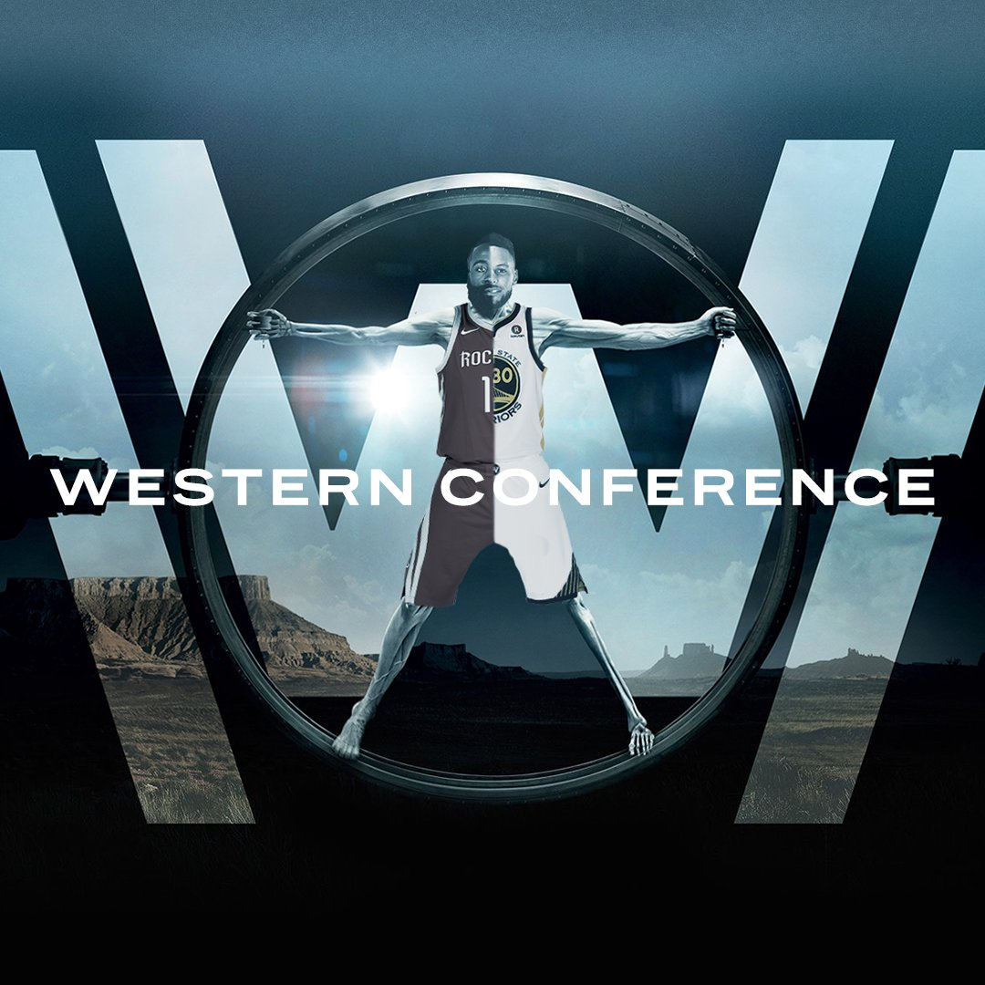 Initiate Western Conference finals protocol. https://t.co/lfmA9hR6nI