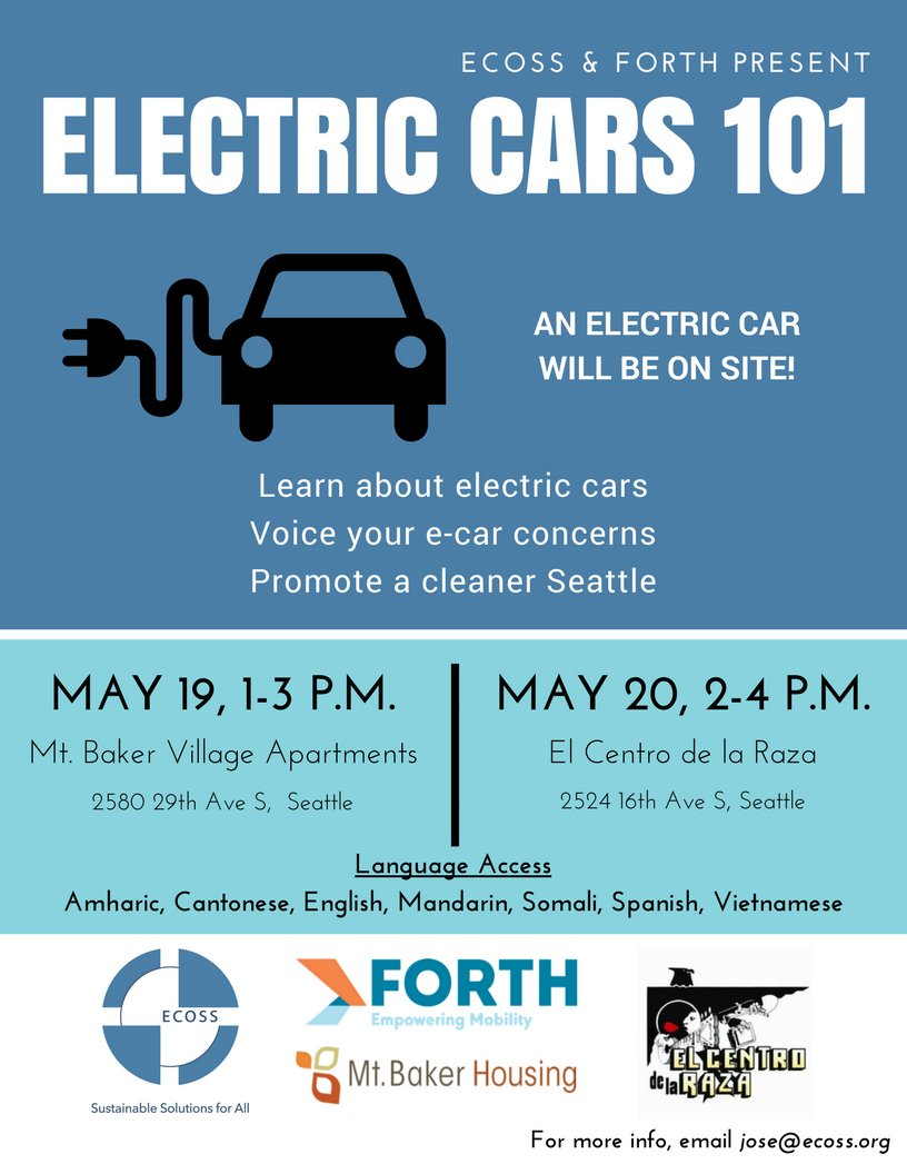 Ecoss On Twitter We Are Partnering With Forthmobility To Bring Electric Vehicle Basics You The Cars Get Your Questions Answered And Explore That Will Be Site More Details Here Http Owly Cijw30jzvju
