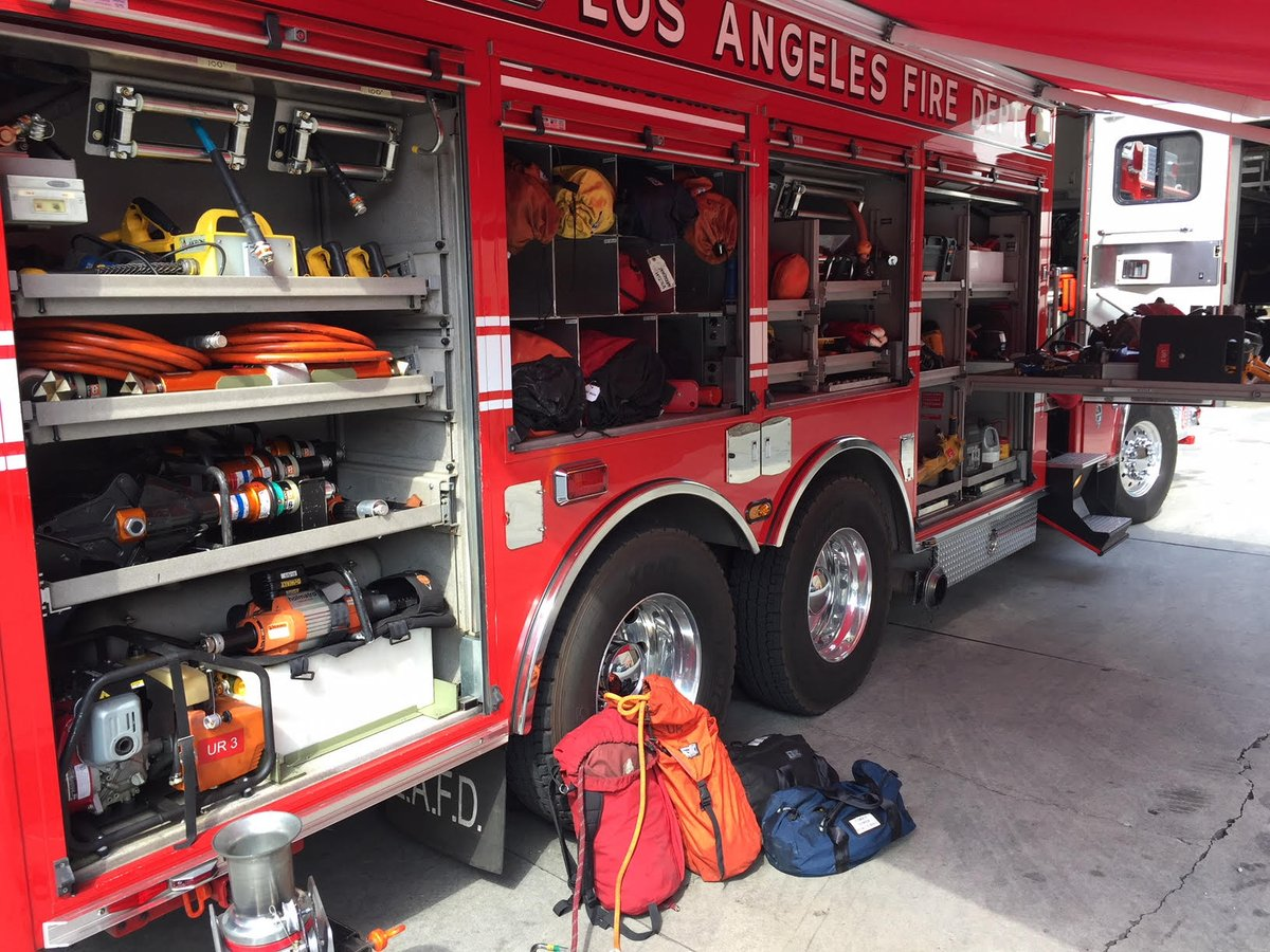 LAFD Talk on Twitter: