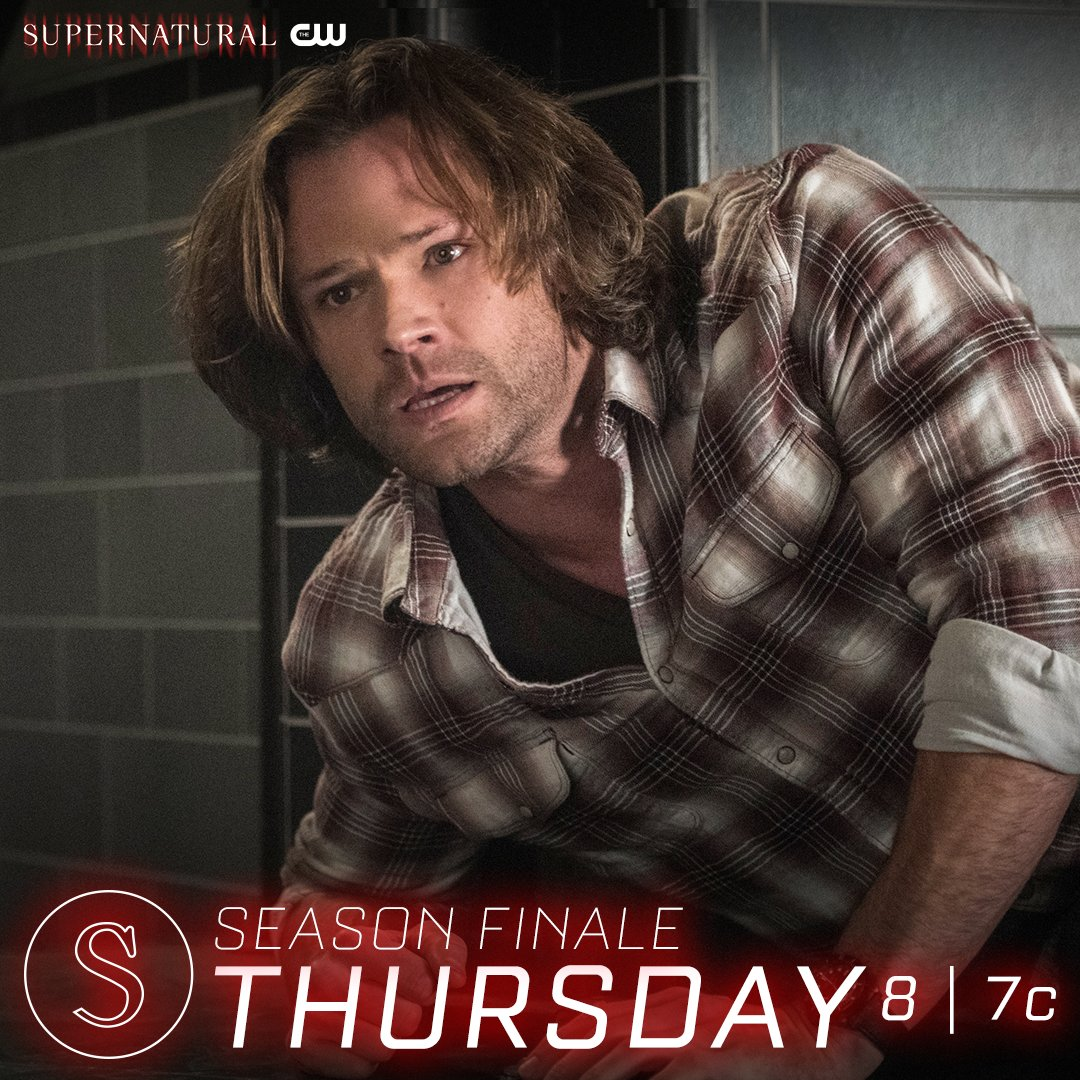 Don't miss the season finale THURSDAY at 8/7c on The CW! Get all caught up: https://t.co/6qfYB2jnPP #Supernatural https://t.co/fftCSVjoqt
