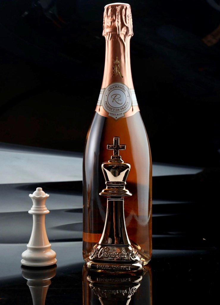 Le Chemin du Roi (The KING) has arrived in Florida. ask your southern wine and sprits Rep about it. #power