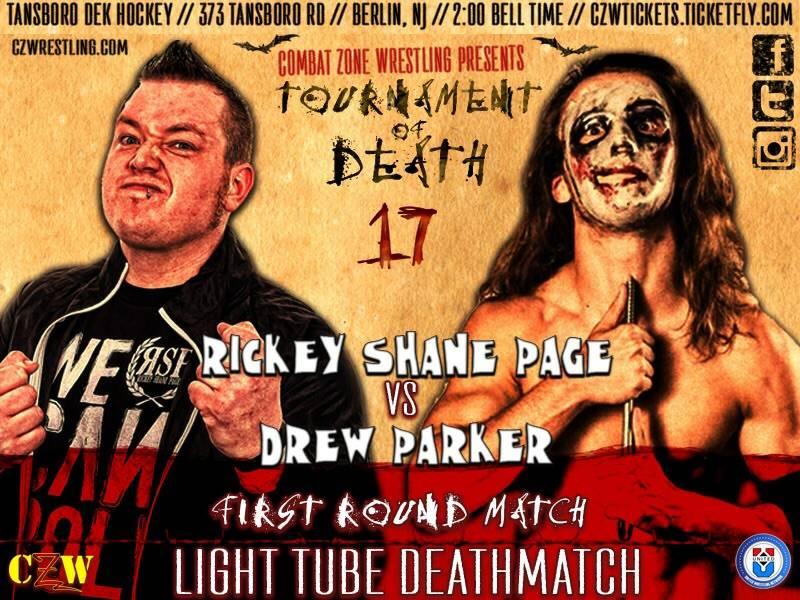 Wrestle World - Combat Zone Wrestling comes to Berlin, NJ on