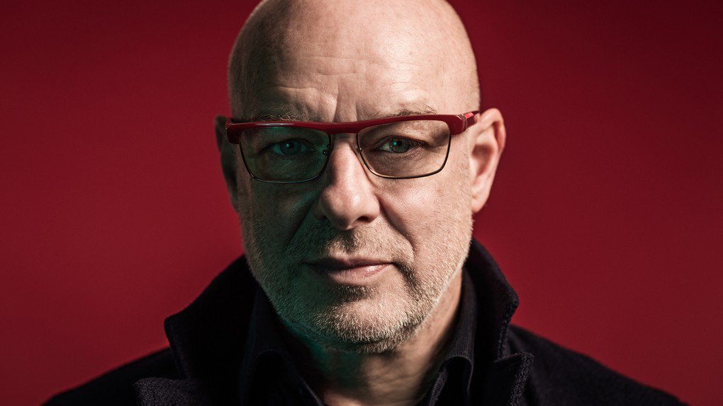 A very happy birthday to Brian Eno, 70 years young today!