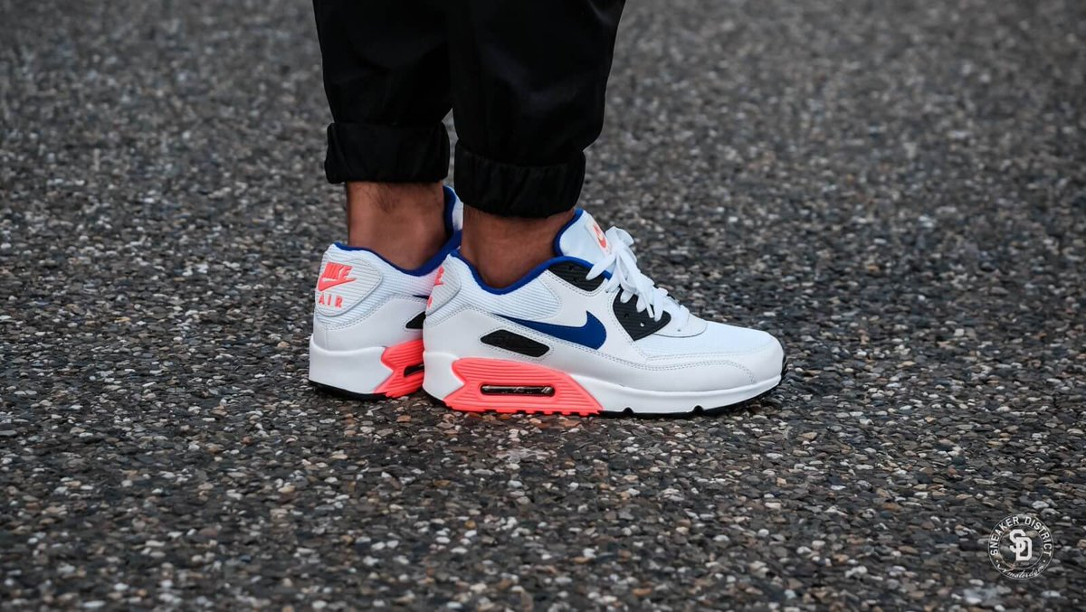0ee1dabd1f ... italy streetwear alerts on twitter nike air max 90 essential  ultramarine now available with free shipping ...