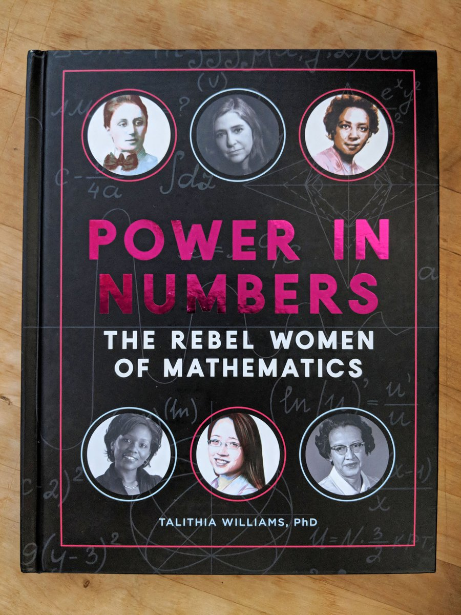 The Rebel Women of Mathematics Power in Numbers