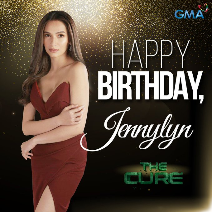 Happy Birthday to \s very own Charity, Jennylyn Mercado! We wish you all the best in life!