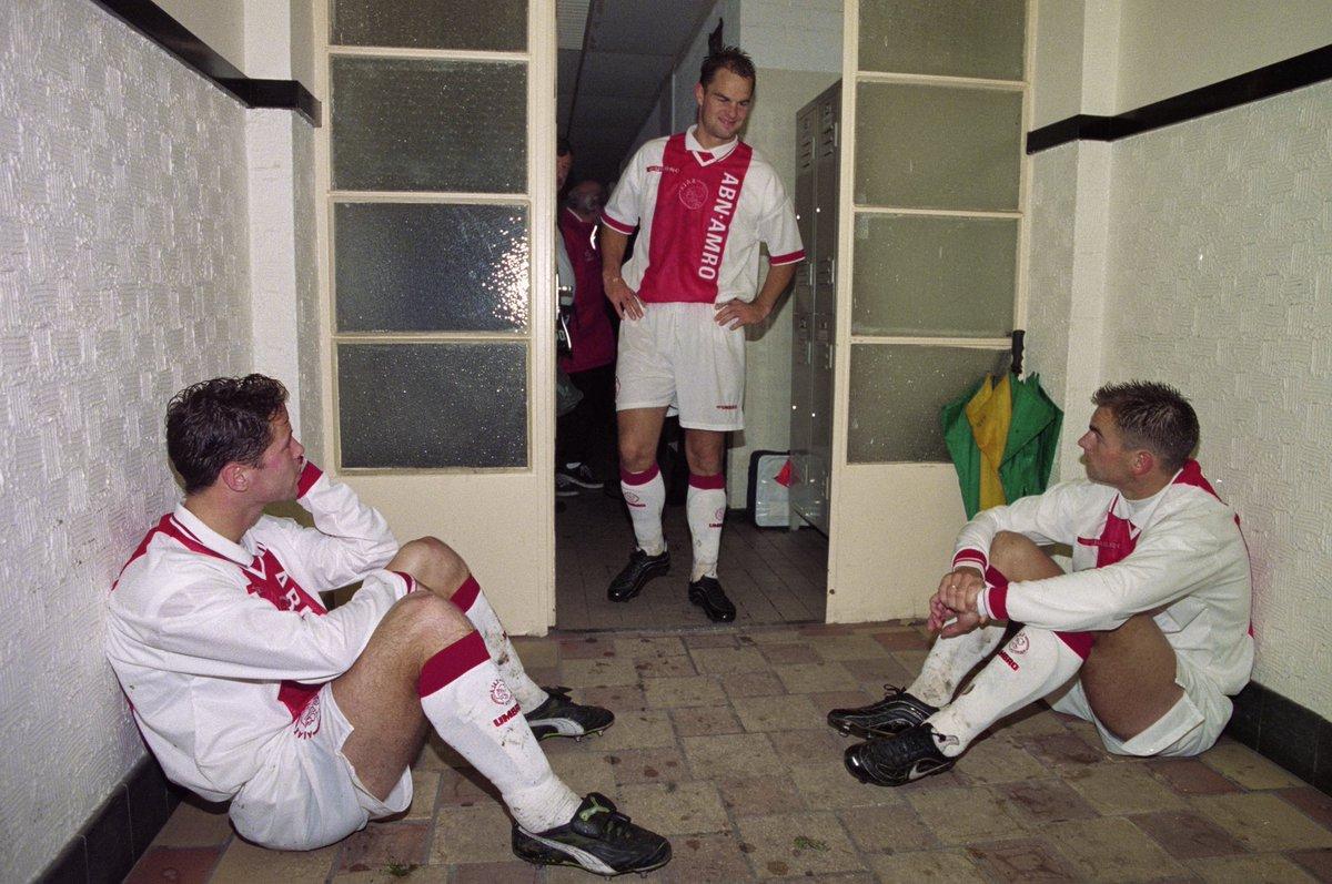 wie zijn er vandaag jarig AFC Ajax على تويتر: