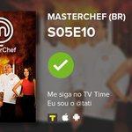 #Masterchef