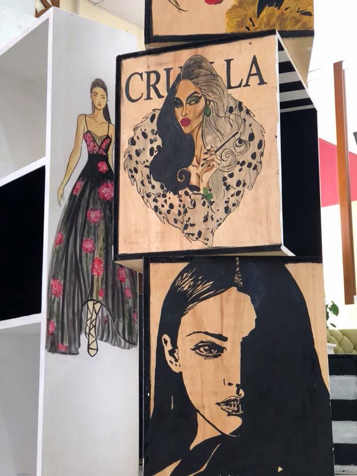 Tmuc On Twitter Tmuc Rawalpindi Hnd Fashion Textiles Students Displays