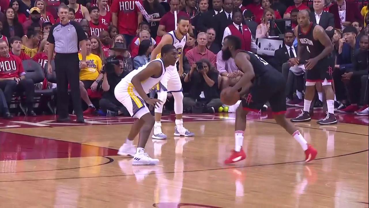 Chuck gives his thoughts on a wild first half in Houston.   #NBAPlayoffs https://t.co/ZdTHSC7JLe