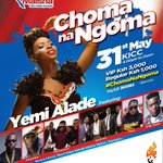 #ChomaNaNgoma